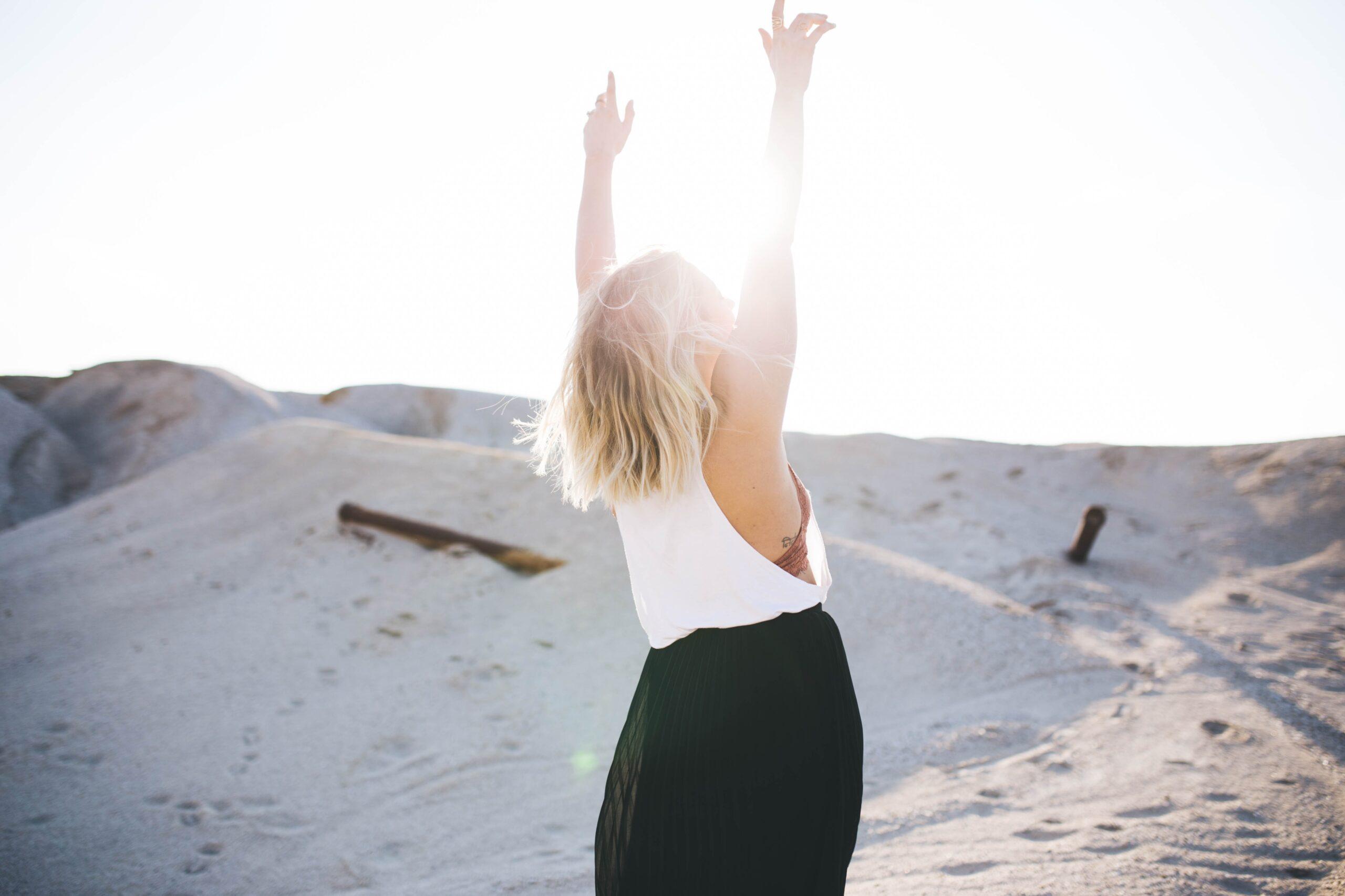 Reckless Faith Blog- How a Mini Skirt Led to Sharing The Gospel