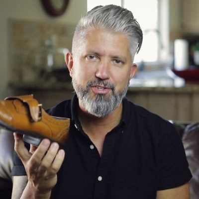 My Shoe Collection – Shoes Men Need in Your 40's