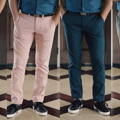 Are These the Best Chino's?