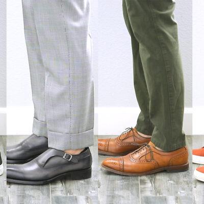 Proper Length Of Men's Pants