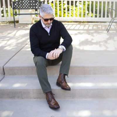 How To Style Dress Boots  Men's Dress Boots