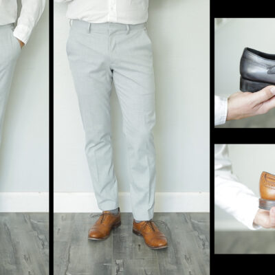 How To Match Your Shoes With Dress Trousers