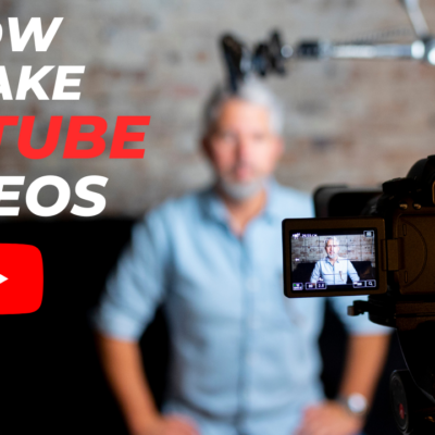 How I Make YouTube Videos   Plan, Script, Film, Edit