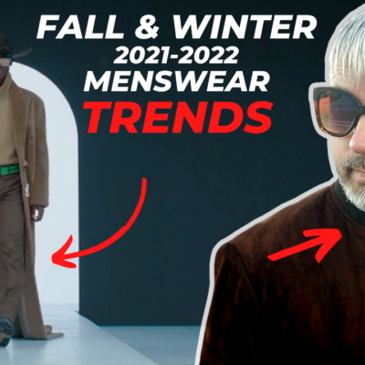 Fall Fashion Trends For Men 2021 | What's Coming & What You Can Wear
