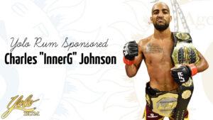 """MMA Fighter Charles """"InnerG"""" Johnson"""