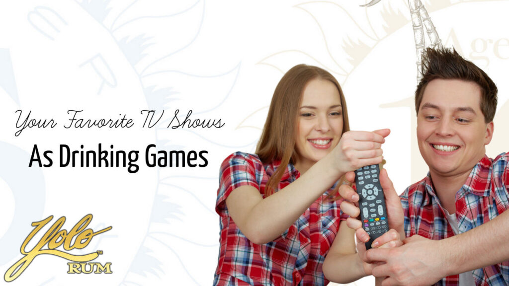 television show drinking games