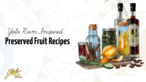 Rum Preserved Fruit Recipes