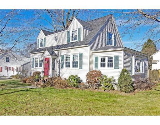 North Andover MA Library Area Home for Sale