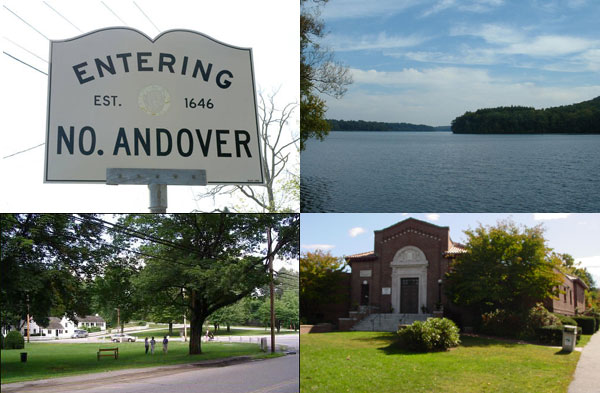 About North Andover MA