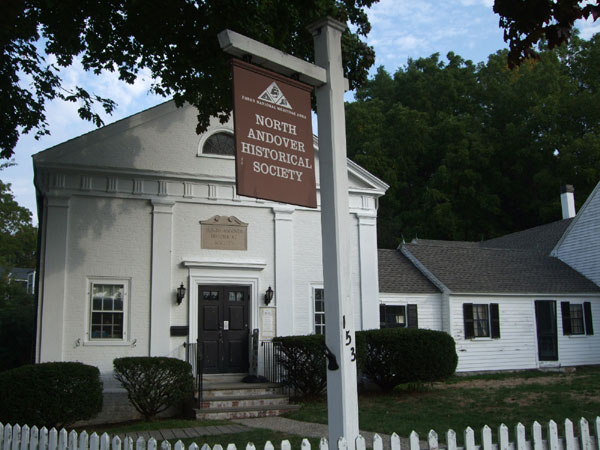 North Andover Historical Society