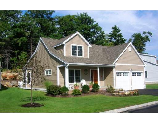 Townhouse at Meetinghouse Commons North Andover MA