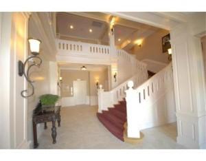 Foyer at Campion Estates Condos North Andover MA