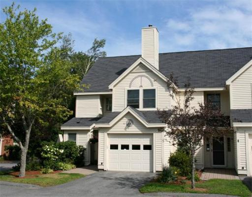 Alcott Village Townhouses North Andover