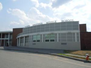 North Andover Middle School