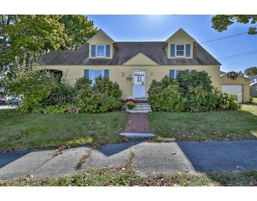 4 Lincoln Street North Andover, MA house for sale