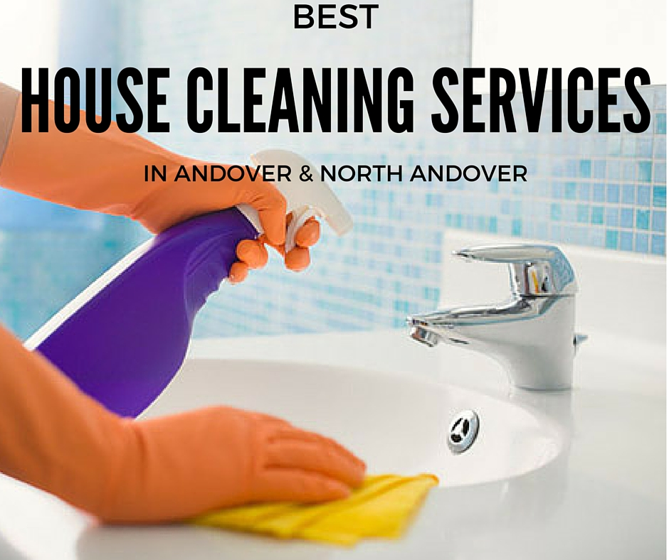 Best House Cleaning Services in Andover & North Andover
