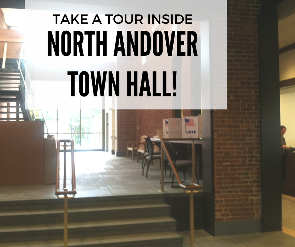 Tour of North Andover Town Hall