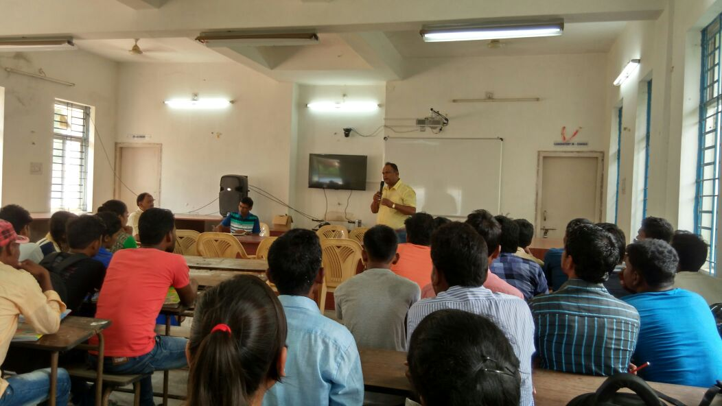 Additional Classes by Dr Brajesh Kumar at Tata College
