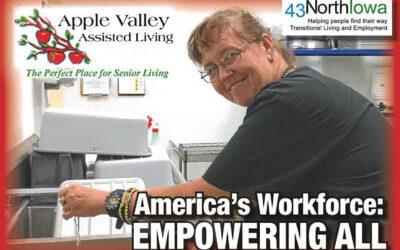 43 North Iowa Community report