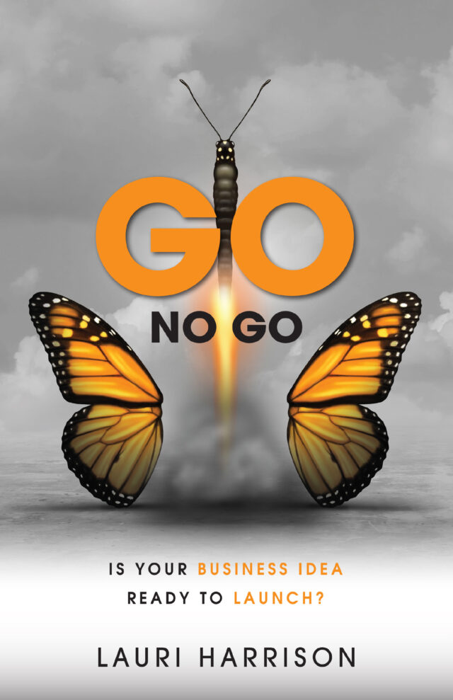 Go No Go by Lauri Harrison