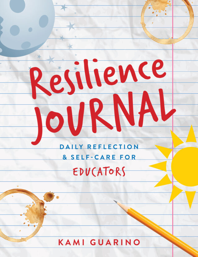 Resilience Journal by Kami Guarino
