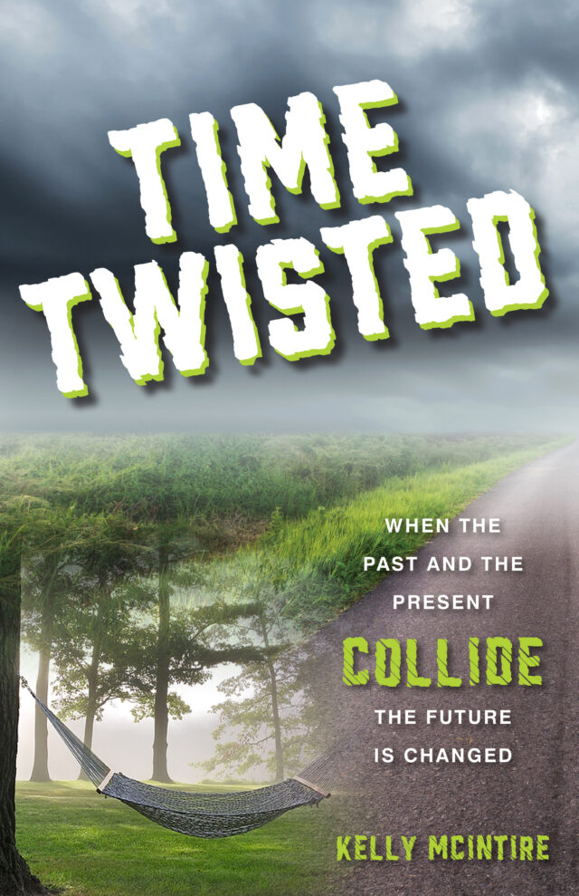Time Twisted by Kelly McIntire