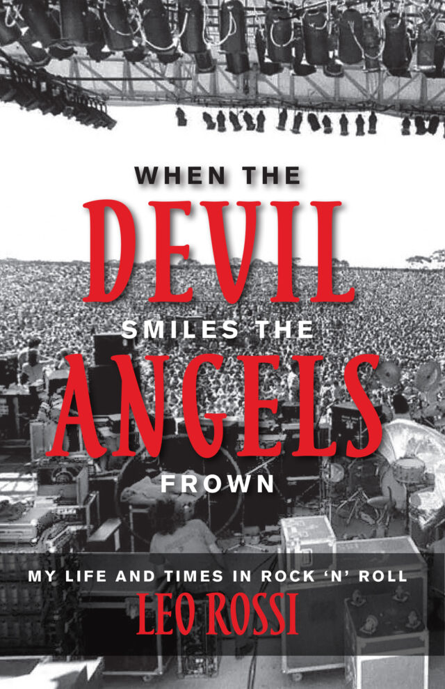 When The Devil Smiles The Angels Frown by Leo Rossi