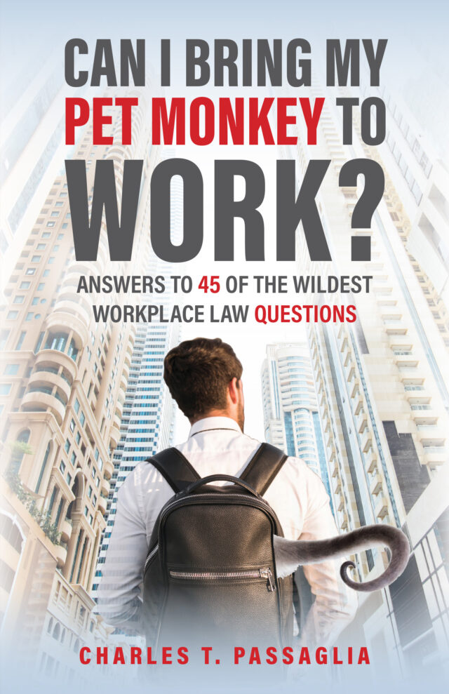 Can I Bring My Pet Monkey to Work