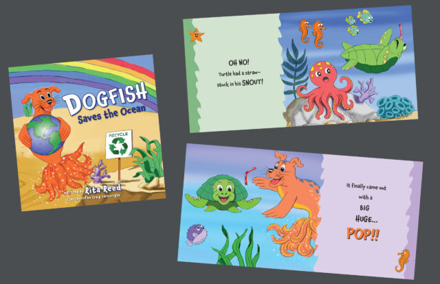 Dogfish Saves the Ocean Interior