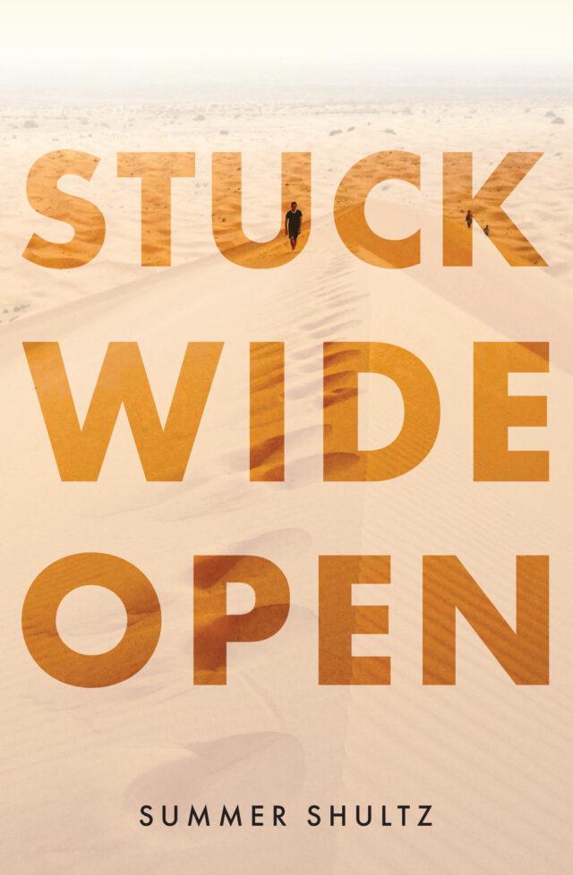 Stuck Wide Open