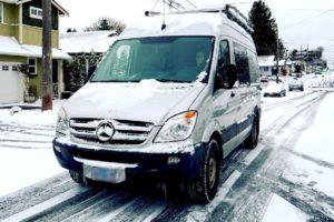 The Best Winter Snow Tires For Trucks & Vans – Bridgestone Blizzak