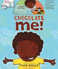 Chocolate Me book cd set