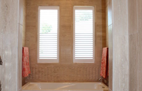 light and bathtub