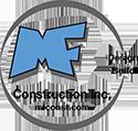 MF Construction Inc. Logo