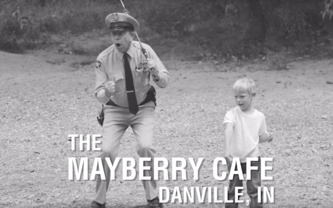 Mayberry Cafe Commercial