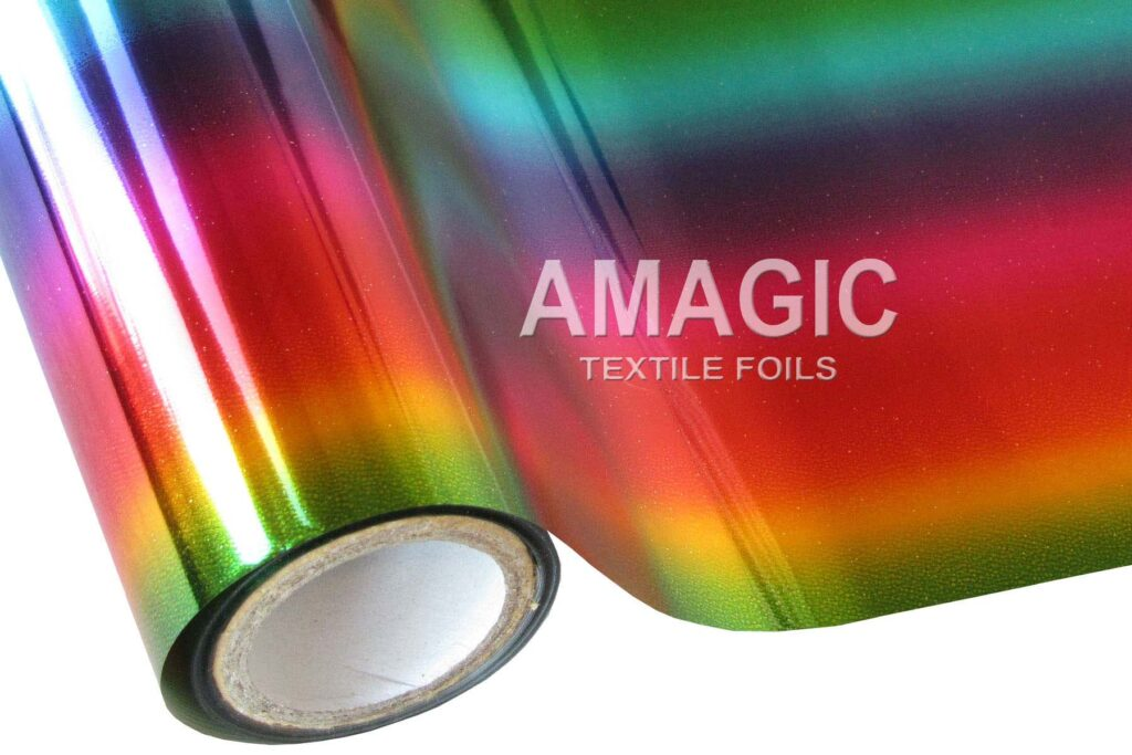 MCAA06 Rainbow foil