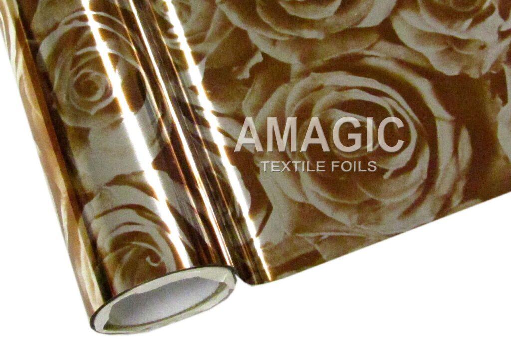 H3AD01 Roses foil