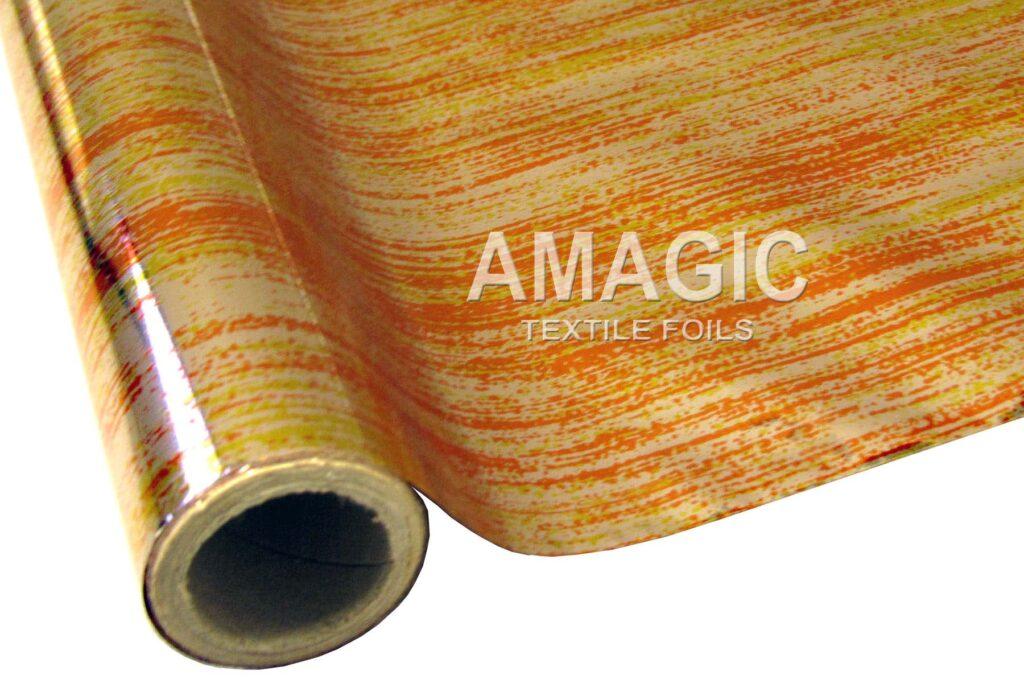 G0AE01 Striations foil