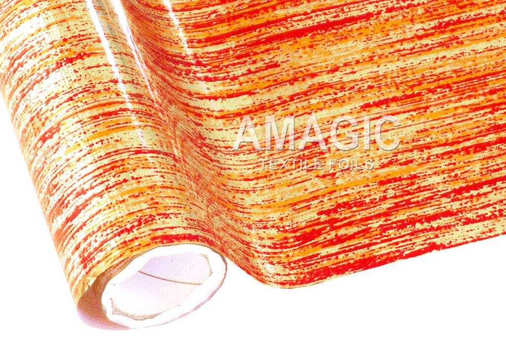 R1AE01 Striations foil