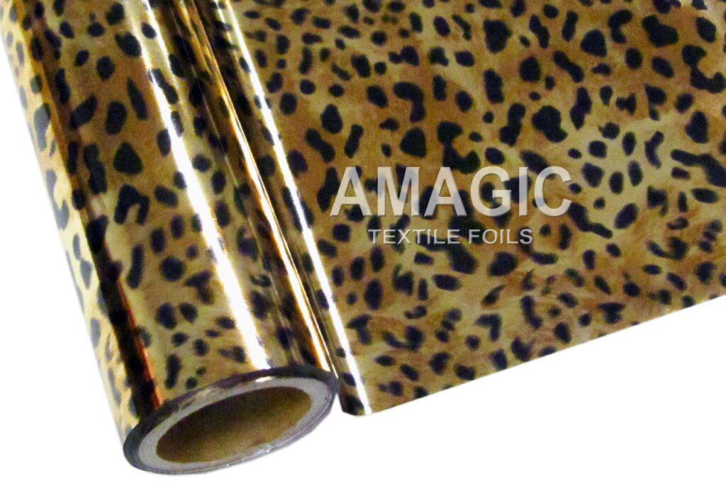 H3AK01 Leopard foil