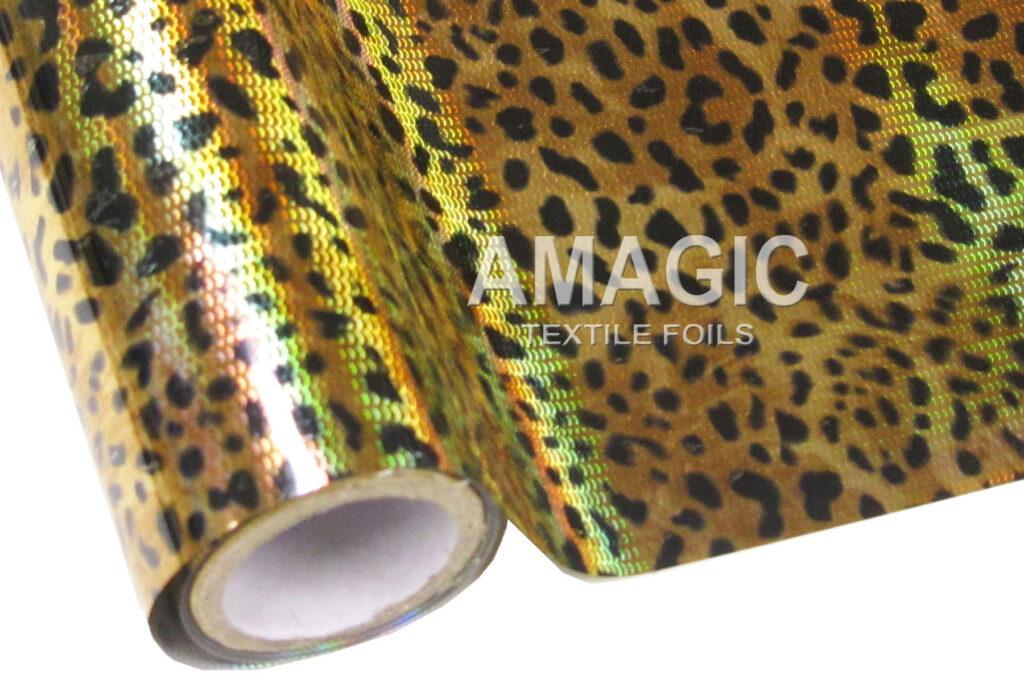 H3AK02 Holo Leopard foil