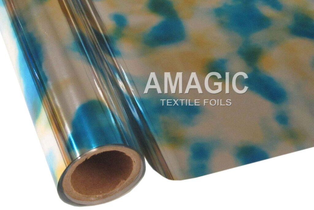 B3AL01 Tie Dye foil