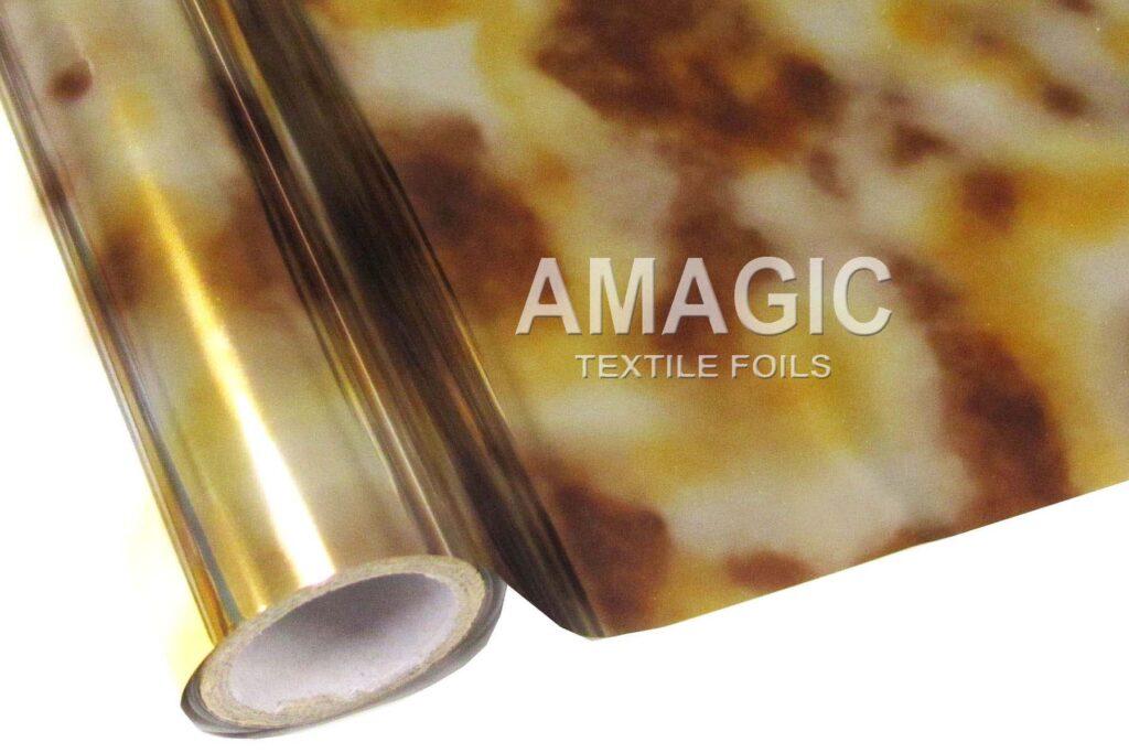 G0AL01 Tie Dye foil