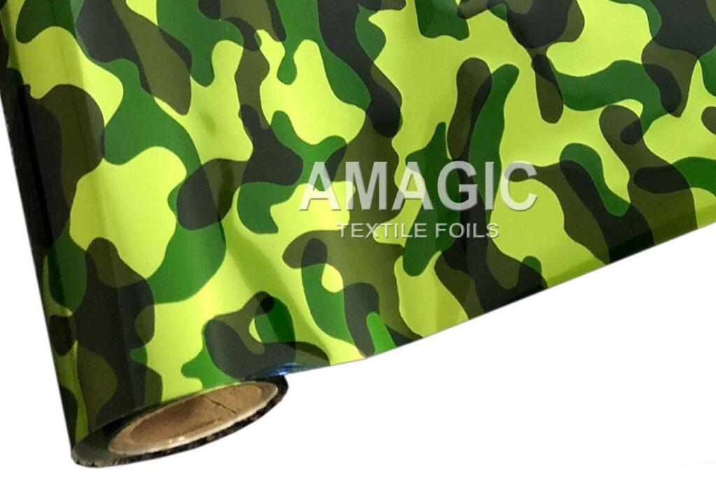 NECAMO Camouflage foil