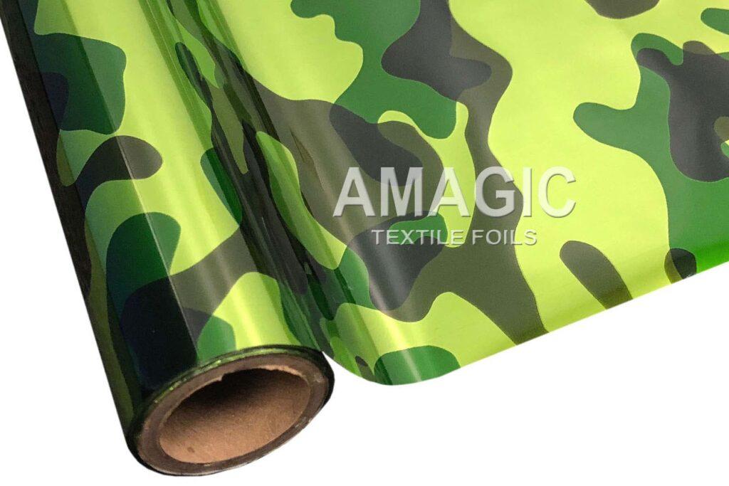 NECMFL Lg Camouflage foil