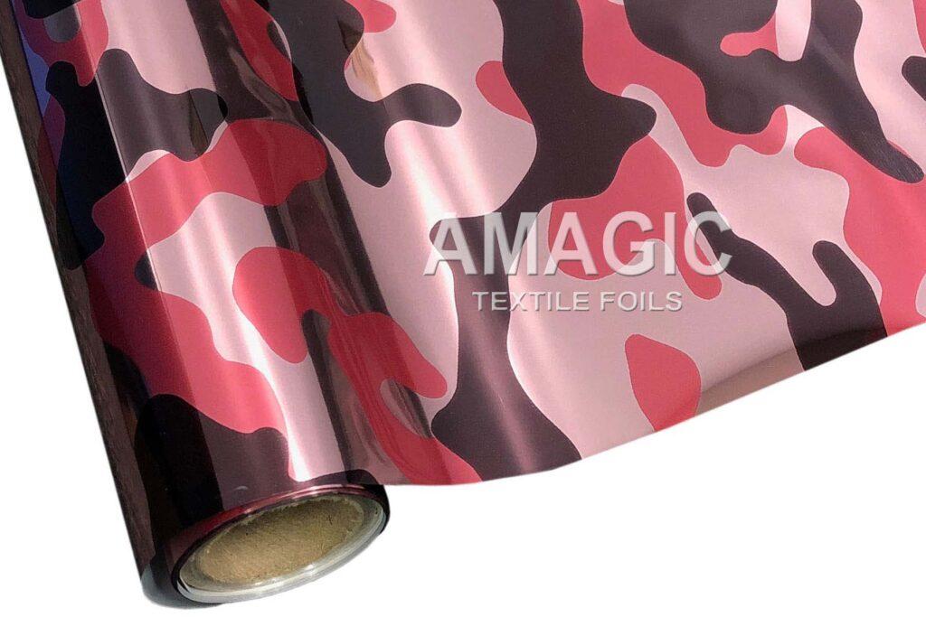 PMCMFL Lg Camouflage foil