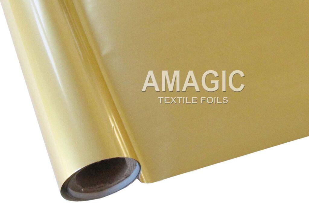 HL Light Matte Gold foil