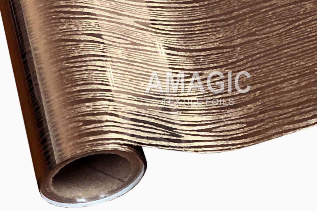 HJHM14 Woodgrain foil