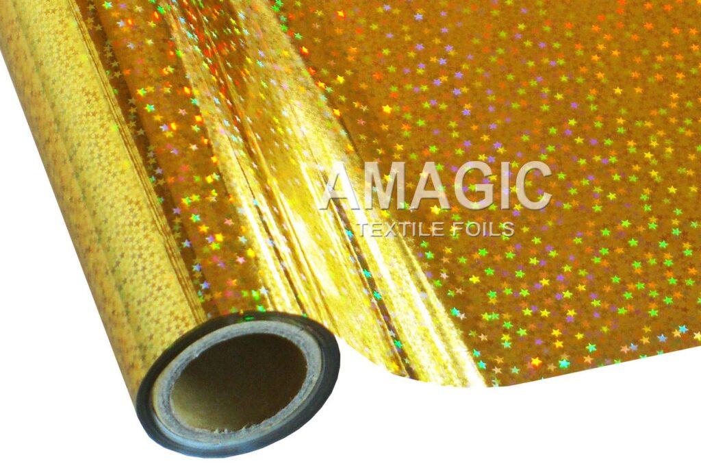 G0K162 Stars foil
