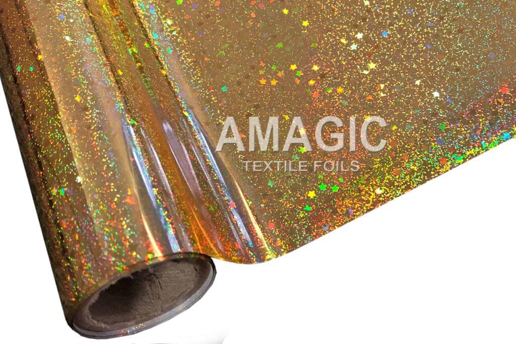 HCKP73 Glitter foil